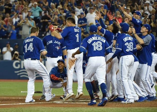 Toronto Blue Jays vs. Detroit Tigers - 7/1/18 MLB Pick, Odds, and Prediction