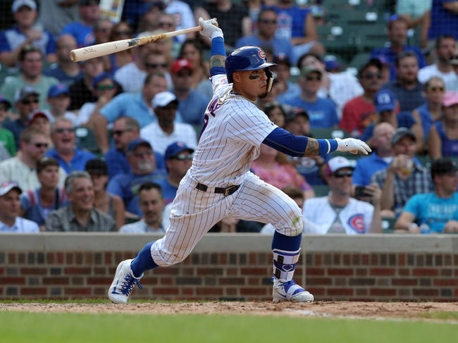 MLB | Detroit Tigers (38-48) at Chicago Cubs (47-35)