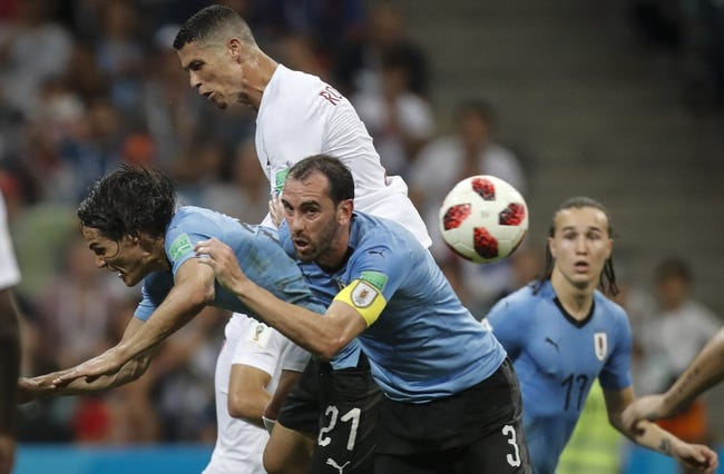 France vs Uruguay - 7/6/18 World Cup Soccer Preview, Pick, Odds, and Prediction