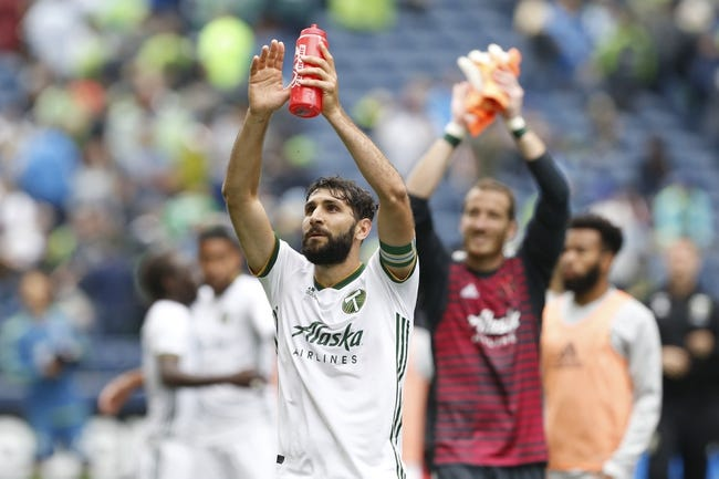 Portland Timbers vs. San Jose Earthquakes - 7/7/18 MLS Soccer Pick, Odds, and Prediction