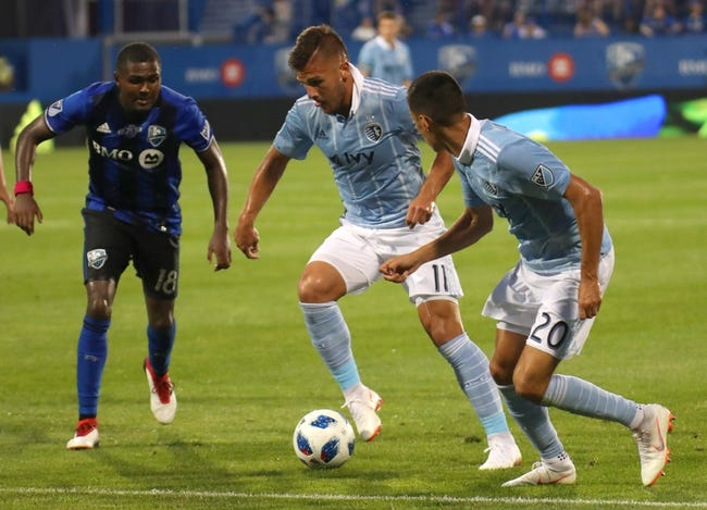 Real Salt Lake vs. Sporting Kansas City - 7/4/18 MLS Soccer Pick, Odds, and Prediction