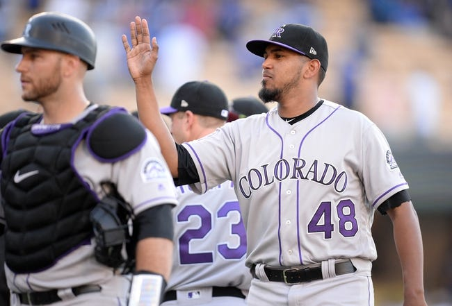 Los Angeles Dodgers vs. Colorado Rockies - 7/1/18 MLB Pick, Odds, and Prediction