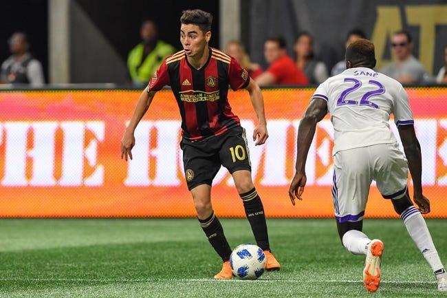 Philadelphia Union vs. Atlanta United - 7/7/18 MLS Soccer Pick, Odds, and Prediction