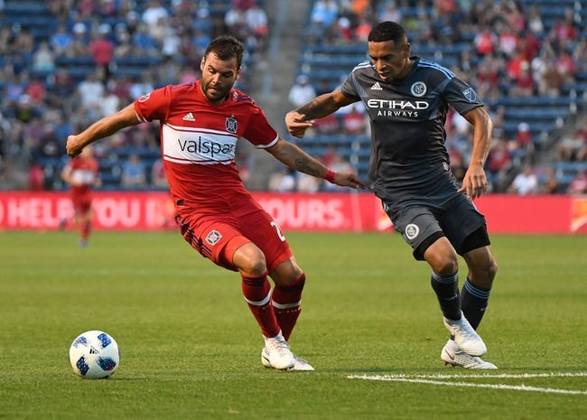 New York City FC vs New York Red Bulls - 7/8/18 MLS Soccer Pick, Odds, and Prediction