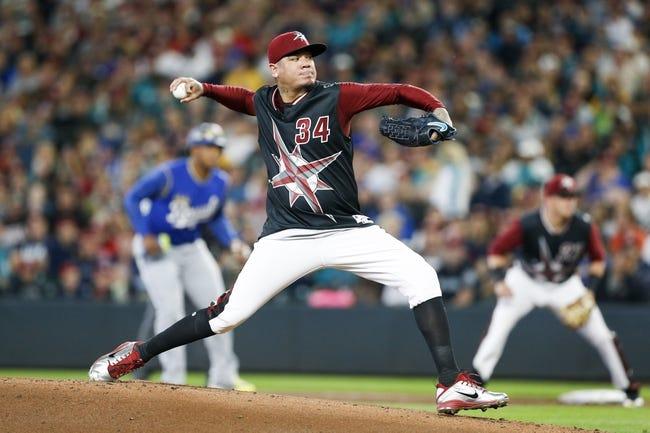 MLB | Colorado Rockies (44-43) at Seattle Mariners (56-32)