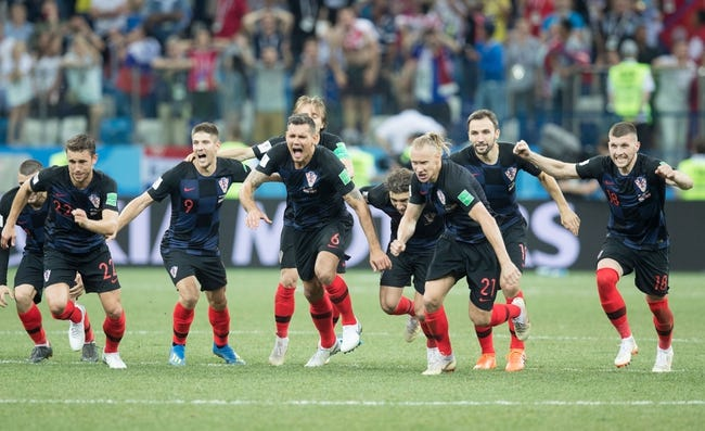Croatia vs. France  - 7/15/18 World Cup Soccer Pick, Odds, and Prediction