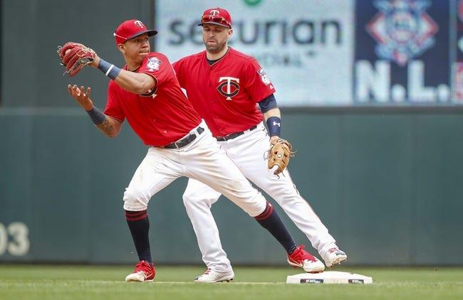 Texas Rangers vs. Minnesota Twins - 8/31/18 MLB Pick, Odds, and Prediction