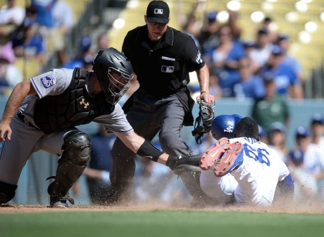Colorado Rockies vs. Los Angeles Dodgers - 8/9/18 MLB Pick, Odds, and Prediction