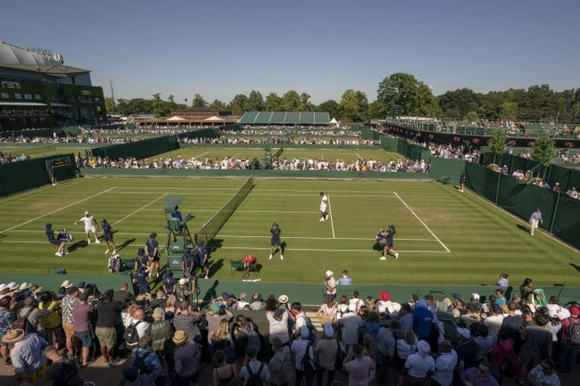 Karen Khachanov vs. Marcos Baghdatis 2018 Wimbledon Tennis Pick, Preview, Odds, Prediction