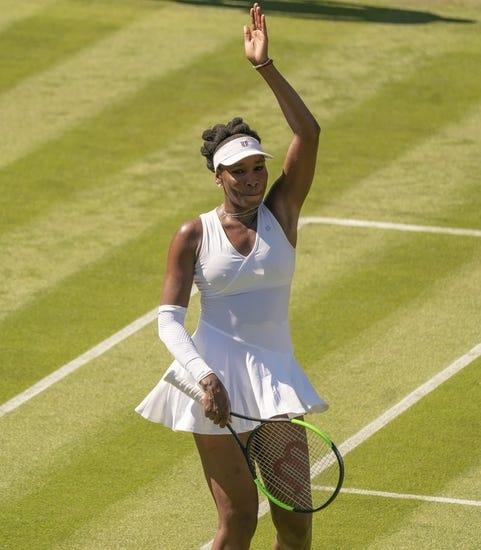 Tennis | Alexandra Dulgheru vs Venus Williams