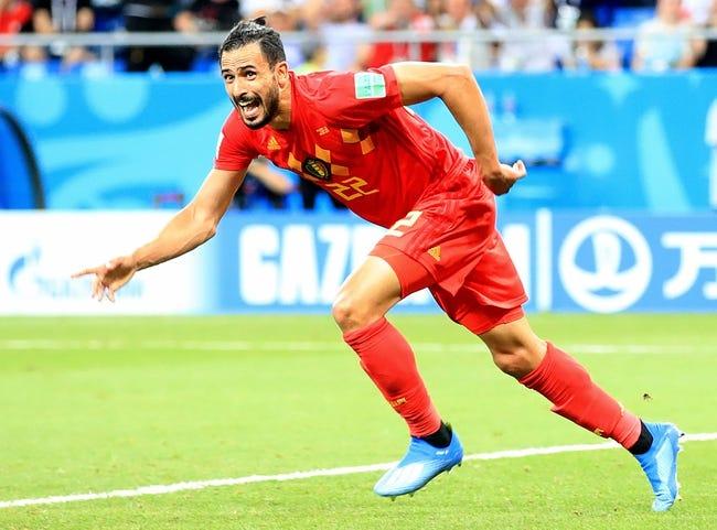 Soccer | England vs. Belgium