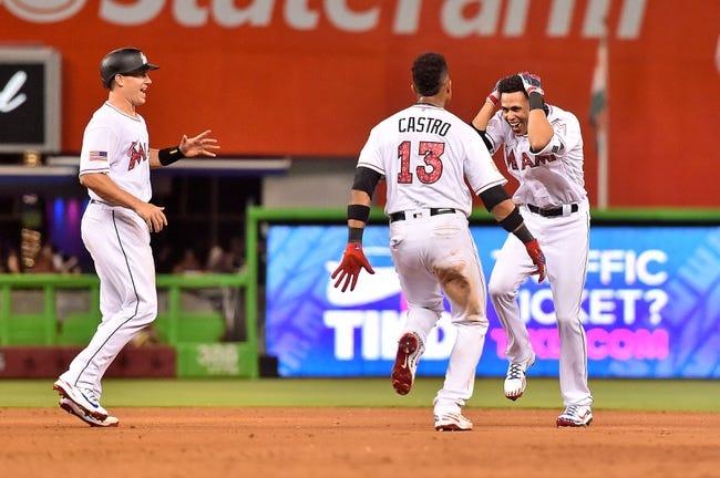Miami Marlins vs. Tampa Bay Rays - 7/3/18 MLB Pick, Odds, and Prediction