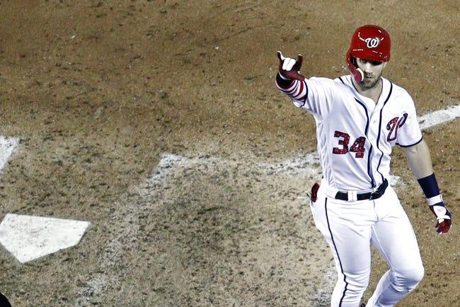 MLB | Boston Red Sox (56-29) at Washington Nationals (42-40)