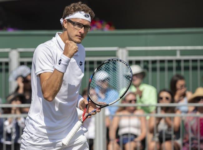 Martin Kližan vs Denis Istomin 2018 Austrian Open Tennis Pick, Preview, Odds, Prediction