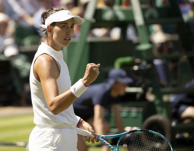 Garbiñe Muguruza vs Anastasija Sevastova 2018 Rogers Cup Tennis Pick, Preview, Odds, Prediction