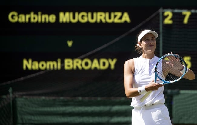 Garbiñe Muguruza vs Alison Van Uytvanck 2018 Wimbledon Tennis Pick, Preview, Odds, Prediction