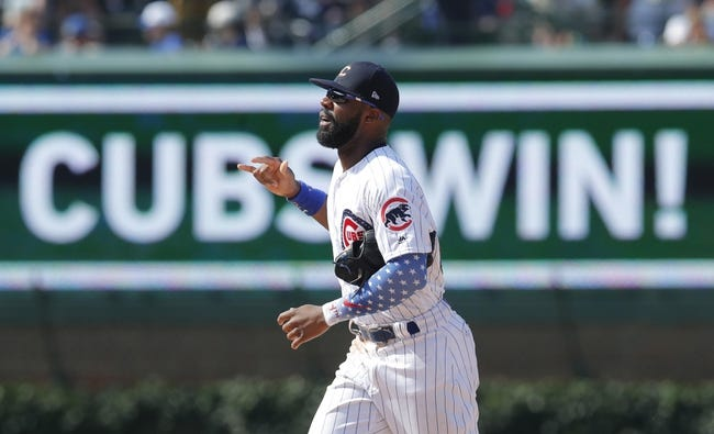 Chicago Cubs vs. Detroit Tigers - 7/4/18 MLB Pick, Odds, and Prediction