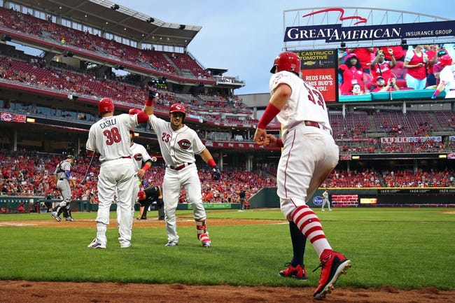 MLB | Chicago White Sox (29-55) at Cincinnati Reds (37-48)