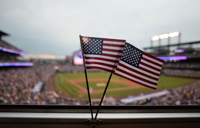 Colorado Rockies vs. San Francisco Giants - 7/4/18 MLB Pick, Odds, and Prediction