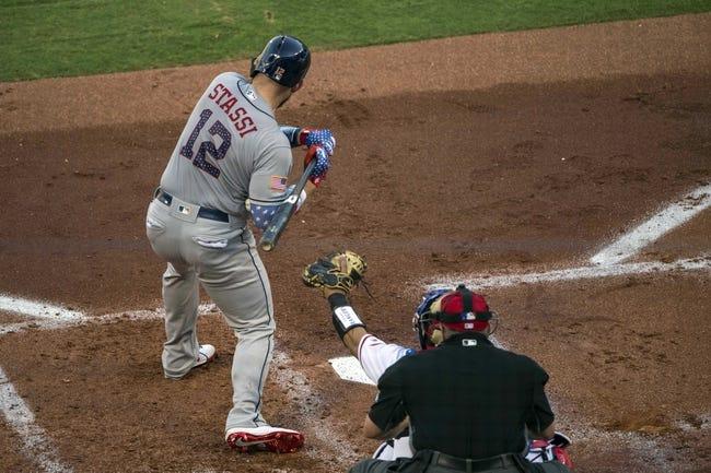 MLB | Houston Astros (56-31) at Texas Rangers (38-48)