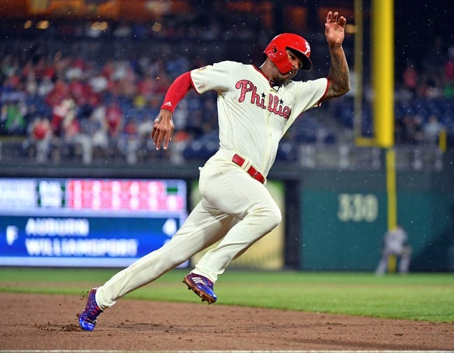 Philadelphia Phillies vs. Baltimore Orioles - 7/4/18 MLB Pick, Odds, and Prediction