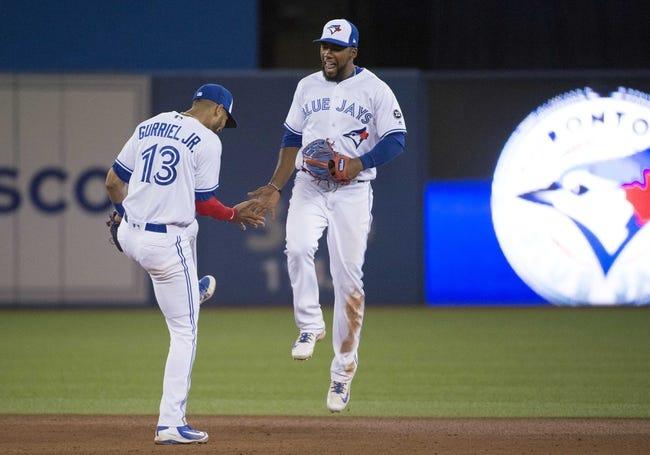 MLB | New York Mets (33-48) at Toronto Blue Jays (39-45)