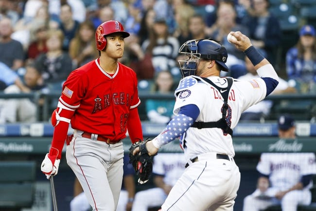 Seattle Mariners vs. Los Angeles Angels - 7/4/18 MLB Pick, Odds, and Prediction