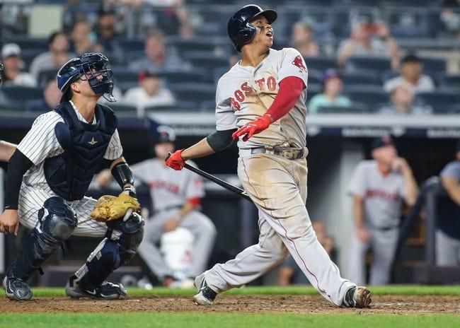 MLB | New York Yankees (68-38) at Boston Red Sox (75-34)