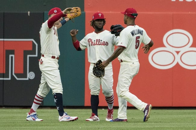 MLB | Philadelphia Phillies (51-39) at Baltimore Orioles (26-66)