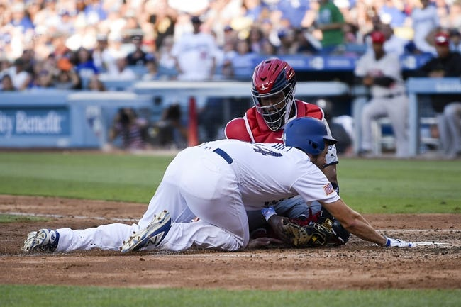 Los Angeles Angels vs. Los Angeles Dodgers - 7/6/18 MLB Pick, Odds, and Prediction