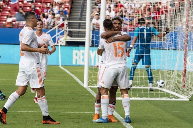 Atlanta United vs. Seattle Sounders - 7/15/18 MLS Soccer Pick, Odds, and Prediction
