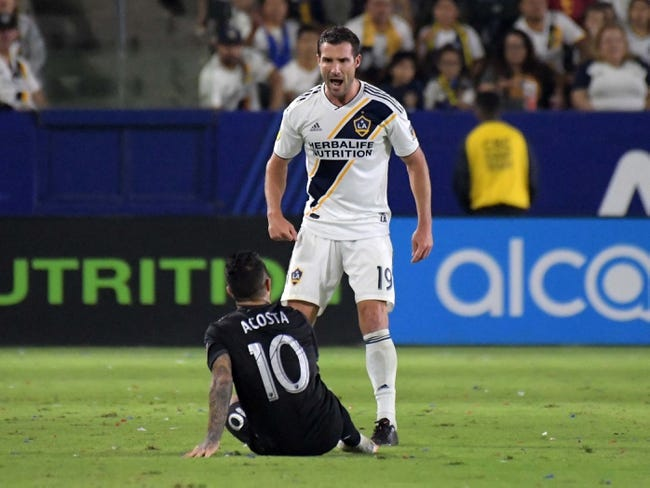 LA Galaxy vs. Columbus Crew - 7/7/18 MLS Soccer Pick, Odds, and Prediction