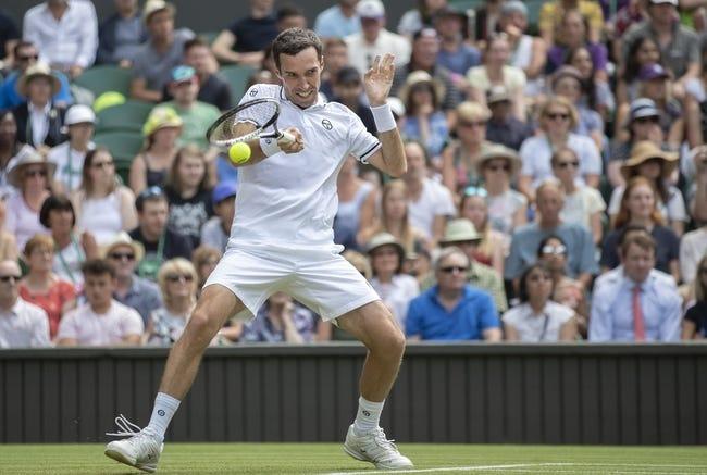 Tennis | Mikhail Kukushkin vs. Andrey Rublev