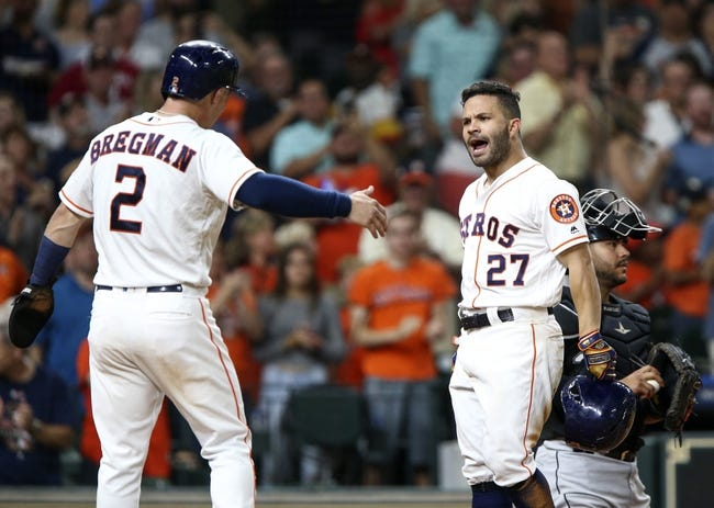 Houston Astros vs. Chicago White Sox - 7/6/18 MLB Pick, Odds, and Prediction