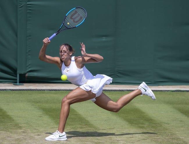 Madison Keys vs Daria Kasatkina 2018 WTA Elite Trophy Tennis Pick, Preview, Odds, Prediction
