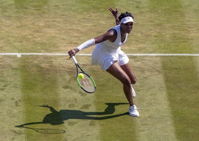 Venus Williams vs. Heather Watson 2018 Stanford Classic Tennis Pick, Preview, Odds, Prediction