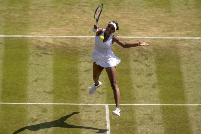 Tennis | Venus Williams vs. Maria Sakkari