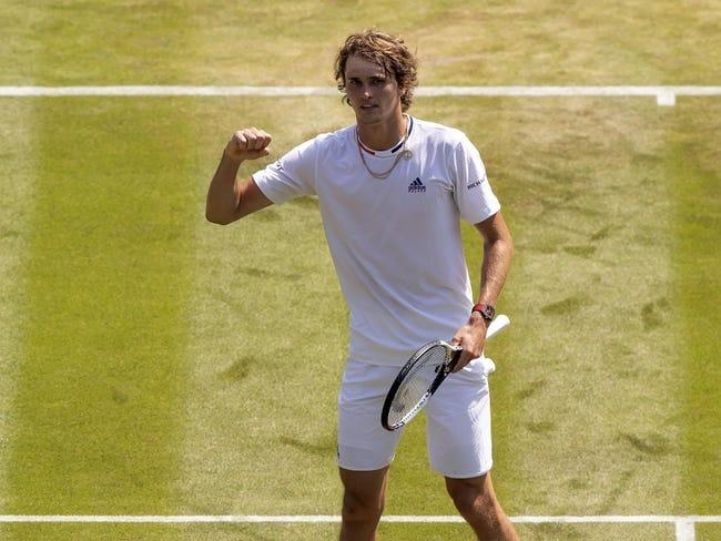 Tennis | Alexander Zverev vs. Stefanos Tsitsipas
