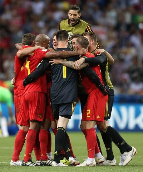 Belgium vs France - 7/10/18 World Cup Soccer Pick, Odds, and Prediction