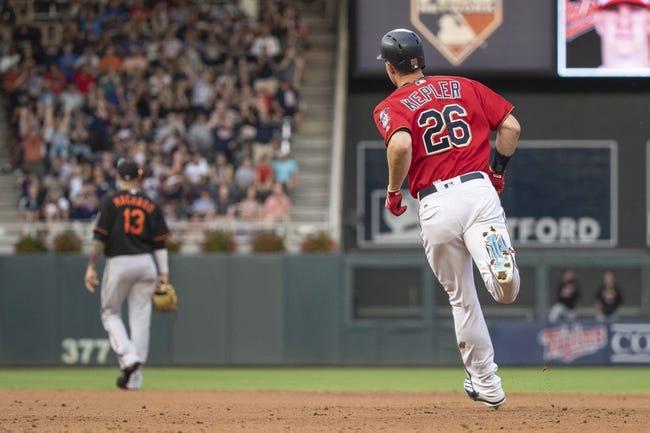 Minnesota Twins vs. Baltimore Orioles - 7/7/18 MLB Pick, Odds, and Prediction