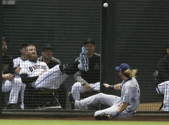 MLB | San Diego Padres (38-52) at Arizona Diamondbacks (49-40)