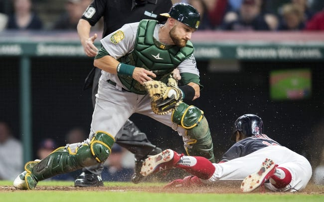 Cleveland Indians vs. Oakland Athletics - 7/7/18 MLB Pick, Odds, and Prediction