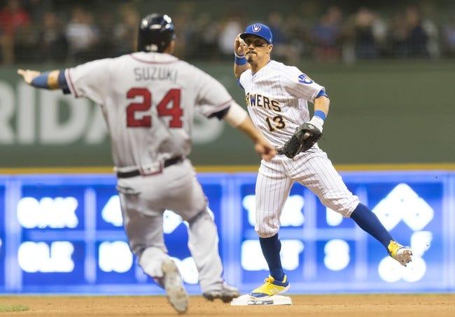 Milwaukee Brewers vs. Atlanta Braves - 7/7/18 MLB Pick, Odds, and Prediction