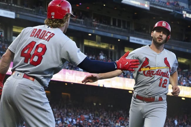 San Francisco Giants vs. St. Louis Cardinals - 7/7/18 MLB Pick, Odds, and Prediction