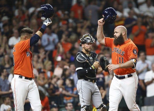 Houston Astros vs. Chicago White Sox - 7/7/18 MLB Pick, Odds, and Prediction