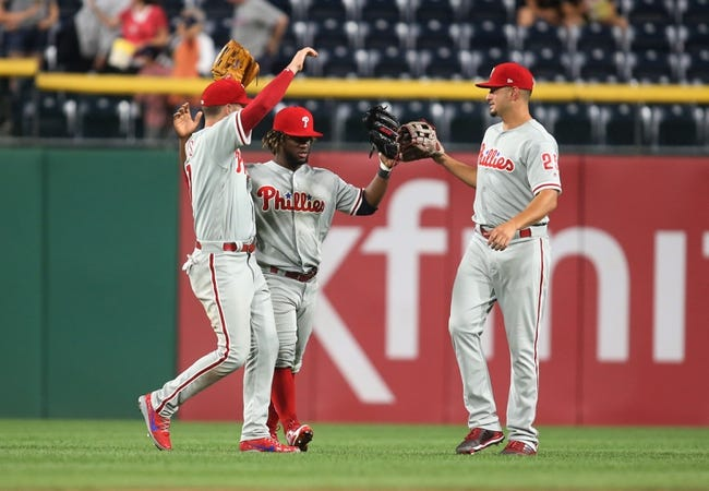 Pittsburgh Pirates vs. Philadelphia Phillies - 7/7/18 MLB Pick, Odds, and Prediction