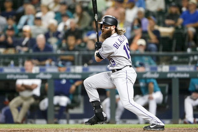MLB | Colorado Rockies (45-43) at Seattle Mariners (56-33)