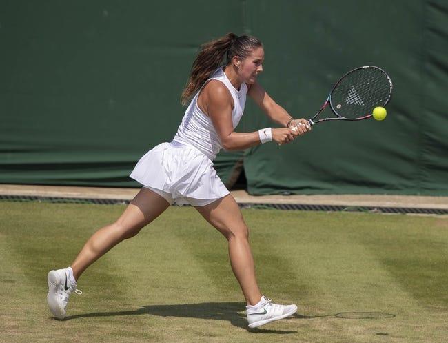 Daria Kasatkina vs. Alison Van Uytvanck 2018 Wimbledon Tennis Pick, Preview, Odds, Prediction