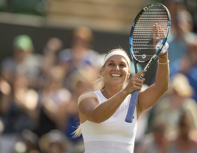 Dominika Cibulkova vs. Jelena Ostapenko 2018 Wimbledon Tennis Pick, Preview, Odds, Prediction