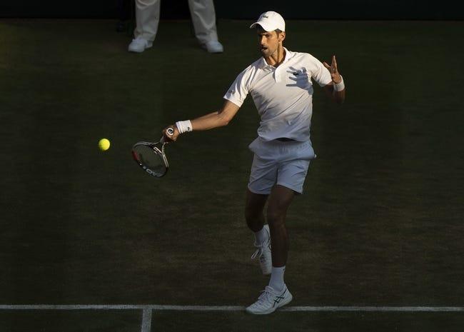 Novak Djokovic vs. Karen Khachanov 2018 Wimbledon Tennis Pick, Preview, Odds, Prediction